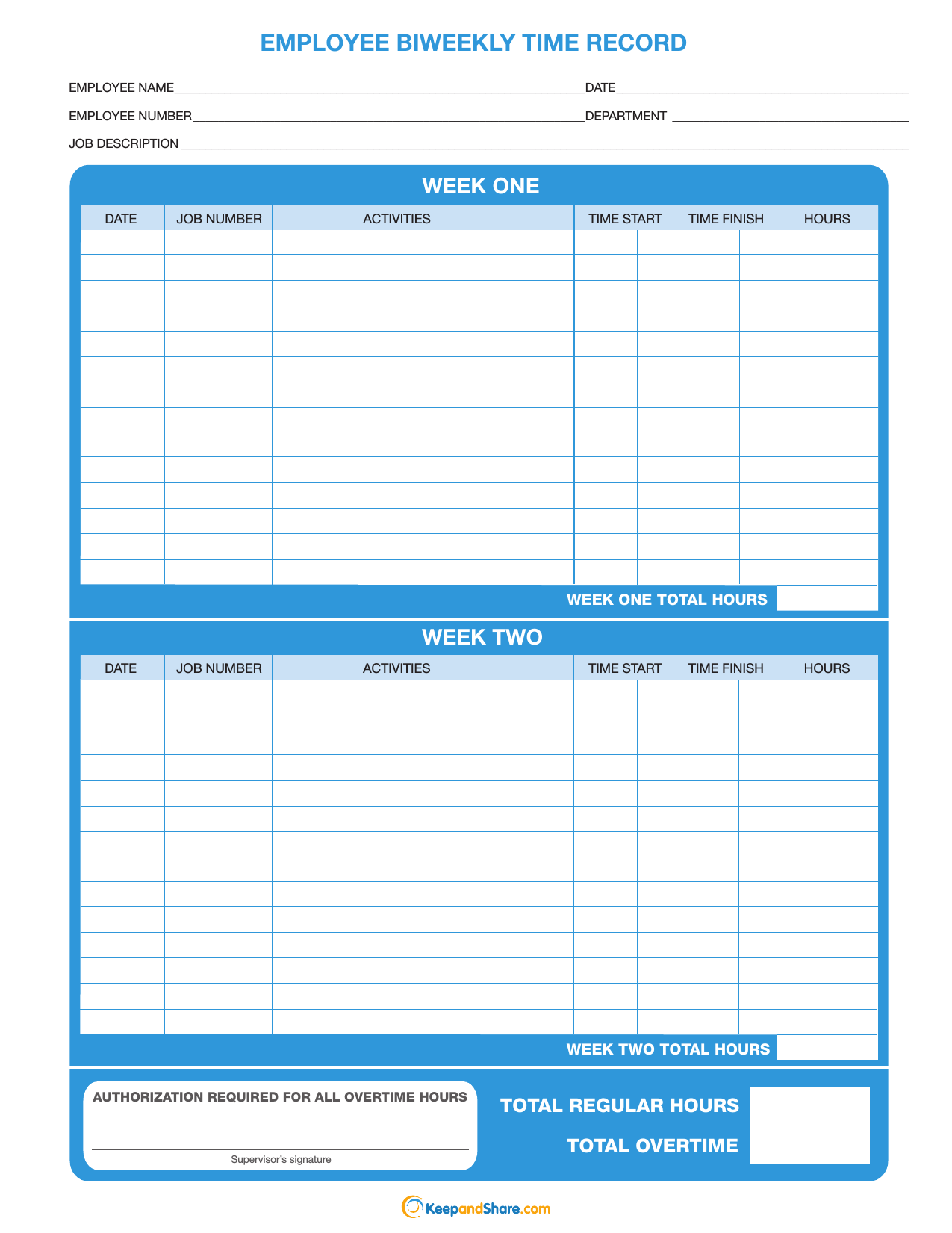 download biweekly timesheet template excel pdf rtf word