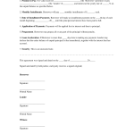 Family Loan Agreement Template  Loan Agreement Template Word