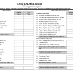 download blank balance sheet templates excel pdf rtf word