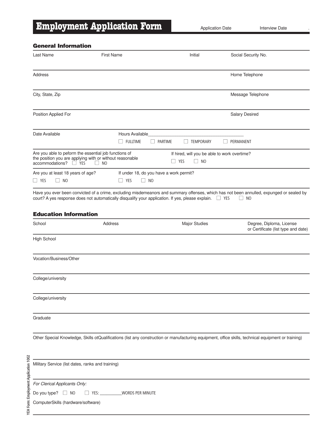 download meijer job application form careers pdf freedownloads net