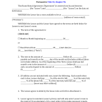 Download Alabama Rental Lease Agreements Pdf Rtf Word
