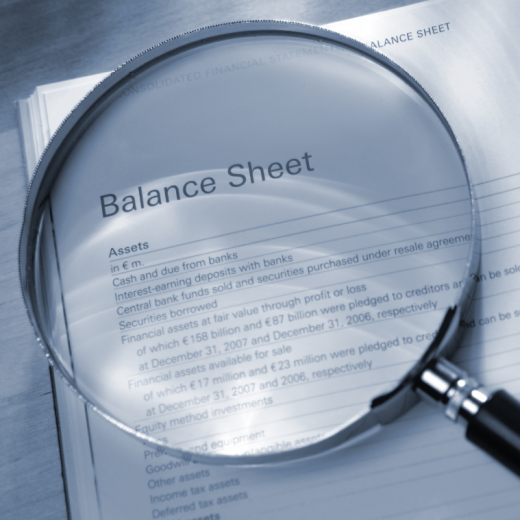 download blank balance sheet templates