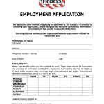 Tractor Supply Job Application Form Careers